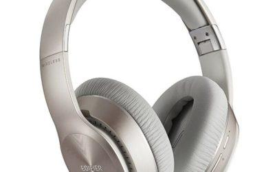 Edifier W820BT Stereo Bluetooth Headphones (Gold)