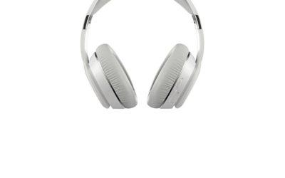 Edifier W820BT Bluetooth Stereo Headphones (White)