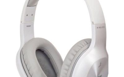 Edifier W800BT Bluetooth Stereo Headphones (White)