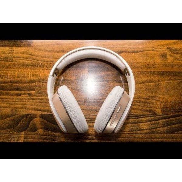 edifier bluetooth stereo headphones top view