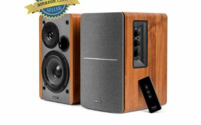 Edifier R1280T Active Bookshelf or Multimedia Speaker Pair