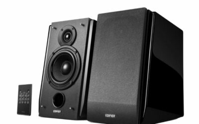 Edifier R1850DB Bookshelf Speaker With Subwoofer Out Pair