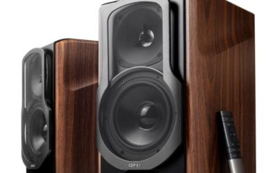 Edifier S2000MKIII Powered Bluetooth Bookshelf 2.0 Speaker Pair