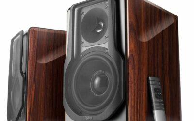 Edifier S3000PRO Hi-Res Wireless Active Bookshelf Speaker Pair