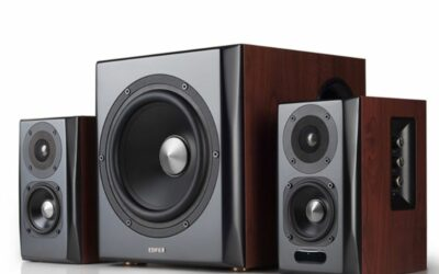 Edifier S350DB Desktop / Bookshelf / Gaming Speaker