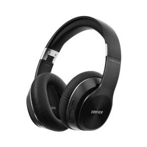 Edifier W820BT Bluetooth Stereo Headphones (Black)