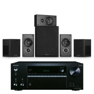 M and K Movie 5.1 System
