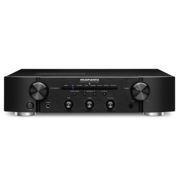 marantz pm6007 integrated amplifier with digital connectivity