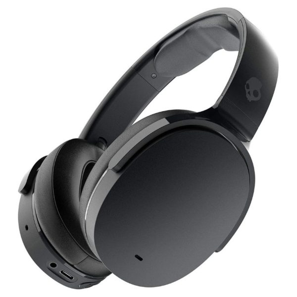skullcandy hesh anc noise canceling wireless headphones delivers a 4-mic, digital active noise canceling experience that rivals anything out there.