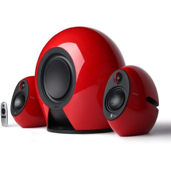 thx certified bluetooth speaker front view