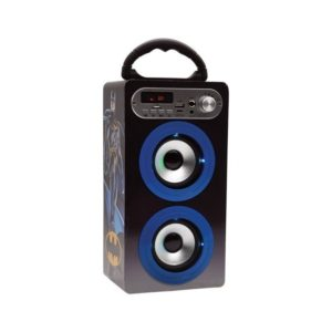 Warner Bros WB-10504-BM DC Batman Karaoke Speaker with Mic