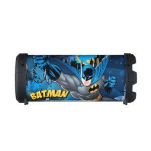 Warner Bros WB-11401-BM Mini Tube Speaker Bluetooth - Batman - Warner Bros