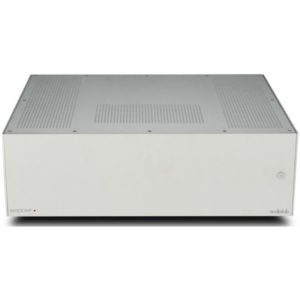 Audiolab Stereo Power Amplifier Front View