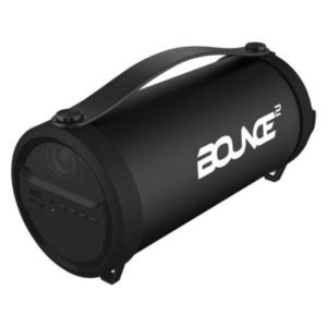 Bounce Boombox Bluetooth Speaker Front View