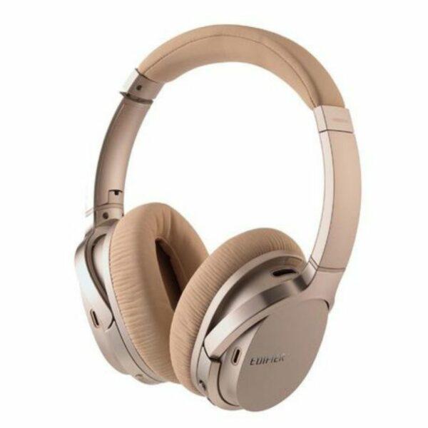 edifier noise cancelling headphones front view