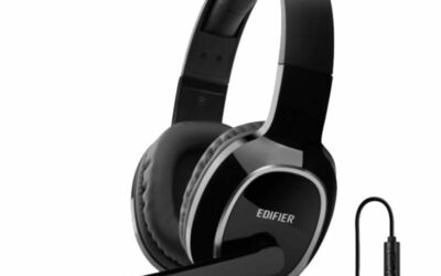 Edifier K815-USB Over-Ear Headphones with Microphone