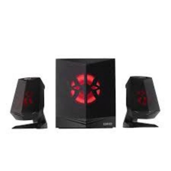 edifier surround sound gaming speaker front view