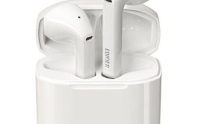 Edifier TWS200 True Wireless Stereo Earbuds (White)