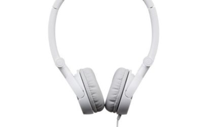Edifier H650 Wired Over-Ear Headphones (White)