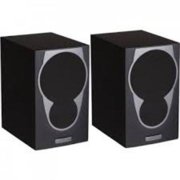 mission 2-way bookshelf speaker front view