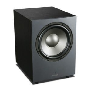 Mission 200W Active Subwoofer Front View