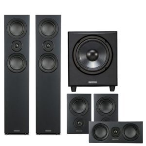 Mission LX3 5.1 Home Theatre Package