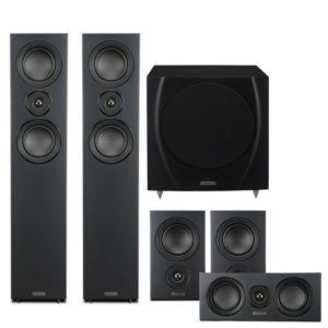 Mission LX4 5.1 Home Theatre Package