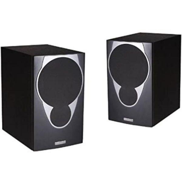 mission mx-2 bookshelf speaker side view