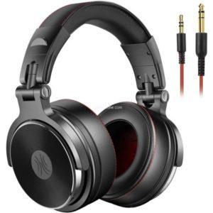 OneOdio Hi-Res Headphones Front View