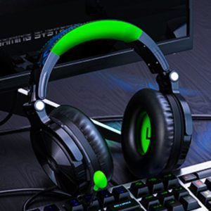 OneOdio wired HiFi Gaming Headset Front View