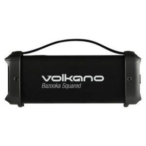 Volkano Bazooka Squared Speaker Side View