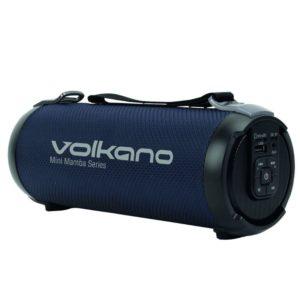 Volkano Mini Mamba Bluetooth Speaker Front View