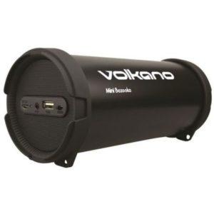 Volkano Mini Series Bluetooth Speaker Front View