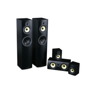 Wharfedale Speaker System Front View
