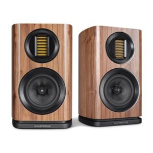 Wharfedale 2-way Bookshelf Speakers Front View