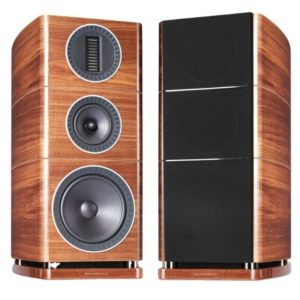 Wharfedale 2-way Standmount Speaker Front View