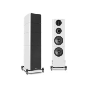 Wharfedale 3-way Floor Stand Front View