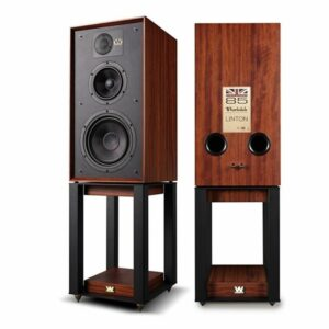 Wharfedale 3-way Standmount Speaker Front View
