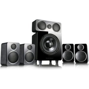 Wharfedale Compact Speaker System Front View