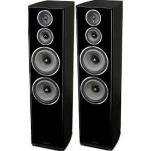 Wharfedale Floorstand Speaker Front View