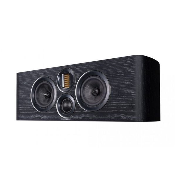 wharfedale 2-way centre speaker side view