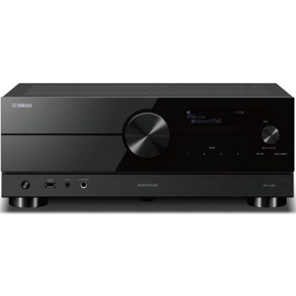 yamaha rx-a2a channel av receiver view