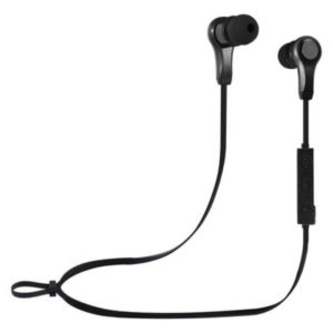 Amplify Blues Bluetooth Earphones Front View