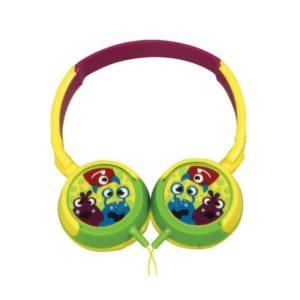 Amplify Kiddies Monsta Headphones Front View