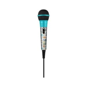 Amplify Sing-Along Microphone Front View