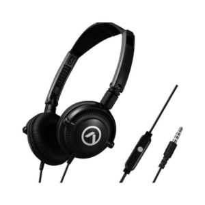 Amplify Symphony Headphones with Mic Front View