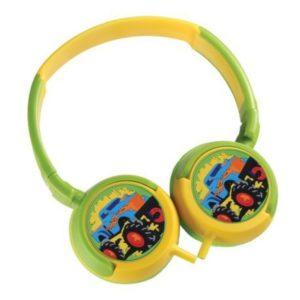 Bounce Kiddies Headphones Front View