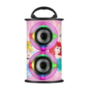 Disney Barrel Bluetooth Speaker Front View