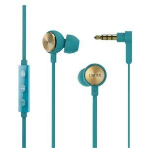 Edifier P293PLUS Wired In-Ear Earphones (Blue)