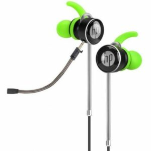 HP HPAC DHE 7004 Earphones Front View